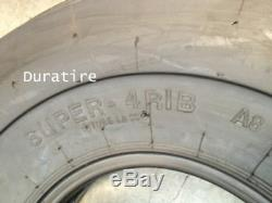 11.00-16 12pr Duramax 3 Rib F2 Tractor Farm (2 Tires) 11.00x16 1100-16 1100x16