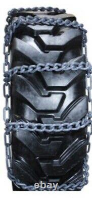 16.9-30 380/85-34 Major Brand Laclede +farm Tractor+ Snow Ice Mud Tire Chains