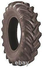 1 New Ag Plus Tractor R-1 Bias Ply, Tread 1360 18.4-38 Tires 18438 18.4 1 38