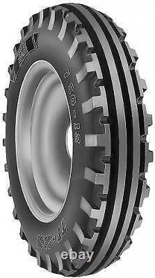 1 New Bkt Tf-8181 F-2 Front Tractor 7.50-20 Tires 75020 7.50 1 20