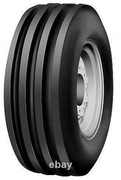 1 New Farmking Tractor Front F-2 4-rib 10.00-16 Tires 100016 10.00 1 16