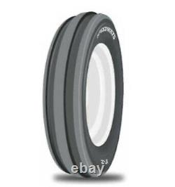 1 New Speedways Tractor Front 3 Rib F2 10.00-16 Tires 100016 10.00 1 16
