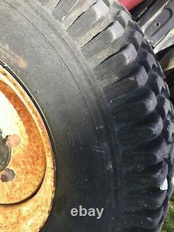 2007 JM-284 Jinma / Farm Pro Tractor All 4 Tires & Wheels