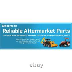 (2) 3 Rib Implement Farm Tractor Tires 12 Ply 600x16 6.00-16
