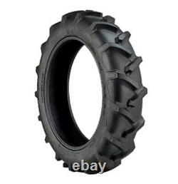 2 6x14 6-14 6 ply TIRES FARM AG TRACTOR R-1 LUG DEMO DERBY TRACTION TIRES