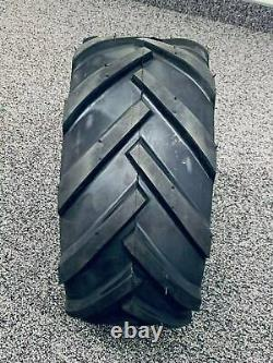 2 NEW 23x10.50-12 8Ply Ditch Tiller Trencher AG Farm Tractor Lawn Tires