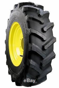 2 New 8-16 LRC Premium Carlisle Farm Specialist R1 AG LUG Tractor Tire