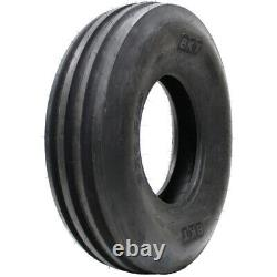 2 New Bkt Front Tractor 4-rib F-2m 10.00-16 Tires 100016 10.00 1 16