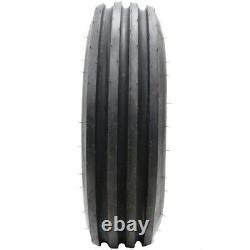 2 New Bkt Front Tractor 4-rib F-2m 11-16 Tires 1116 11 1 16