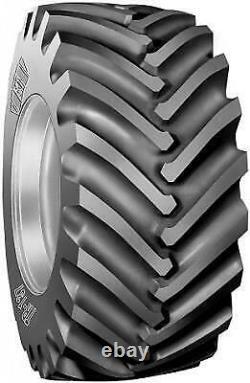 2 New Bkt Tr-137 Farm Tractor 24.5-32 Tires 245032 24.5 1 32