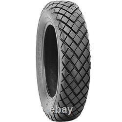 2 New Bridgestone Farm Service Diamond 6-14 Load 4 Ply (TT) Tractor Tires