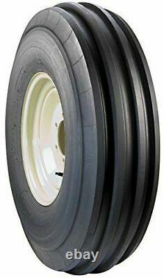 2 New Carlisle Farm F-2M 4 Rib Tractor Tires Only 11L-15 11L 15 8PR LRD