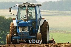 2 New Carlisle Farm F-2 3 Rib Tractor Tires Only 5.50-16 550-16 6PR LRC