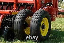 2 New Carlisle Farm I-1 Implement Tractor Tires Only 500-15 5.00-15 4PR LRB