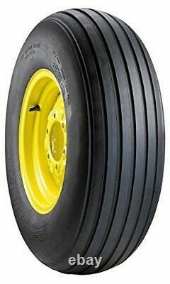 2 New Carlisle Farm I-1 Implement Tractor Tires Only 9.5L-15 9.5L 15 8PR LRD