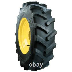 2 New Carlisle Farm Specialist R-1 6-12 Load 6 Ply Tractor Tires