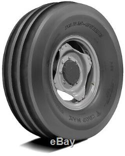 2 New Crop Max Farm Guide F-2M 9.5L-15 Load 8 Ply Tractor Tires