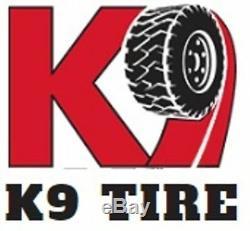 2 New Tires 13.6 24 K9 Ag Tractor Rear R1 8 Ply TL 13.6x24 Farm DOB
