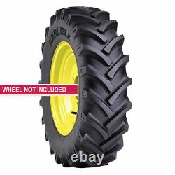 2 New Tires 18.4 26 Carlisle R-1 Tractor CSL 24 10Ply Tube Type 18.4x26 Farm ATD