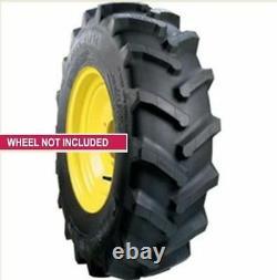2 New Tires 6 12 Carlisle Farm Specialist R1 6Ply TL 6x12 6-12 Tractor Tread ATD