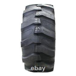 2 New Titan Industrial Tractor Lug R-4 16.9-24 Tires 16924 16.9 1 24