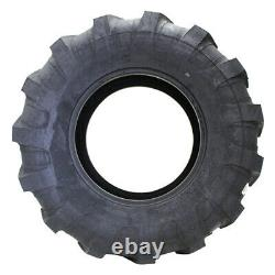 2 New Titan Industrial Tractor Lug R-4 17.5-24 Tires 175024 17.5 1 24