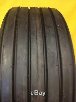 2 New Tractor Tire 12.5 X 15 12 Ply TL 12.5L15 I-L Farm Ag 12.5L-15 Implement