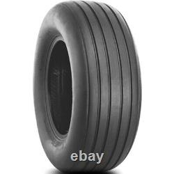 2 Tires Firestone Farm Implement 9.5L-15 112B Load 8 Ply Tractor