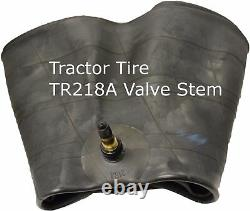 4 New Radial Tubes 13.6 38 14.9 38 15.5 38 TR218A Tractor Tire Valve Farm DOB