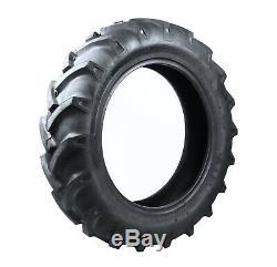 6.00-16 8pr Duramax D-500 R1 Farm Tractor (2 Tire + Tube) 6.00x16 600-16 600x16