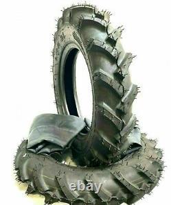 6.00-16 Tractor Tires R1 Farm Tractor (2 Tire + Tube) 6.00x16 600-16 600x16