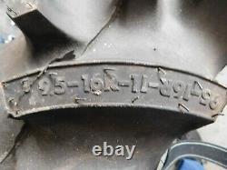 6 Ply Titan R-1 Ag Tractor Tire Mahindra 9.50 x 16 9.5 x 1 on 6 Bolt Wheel Rim