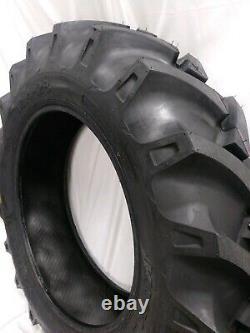 7.50-16 (TIRE + TUBE) 8 PLY ROAD CREW OZKA KNK-50 R1 Farm Tractor 7.50x16