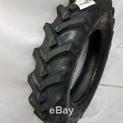 7.50-20 8 PLY (1 Tire + TUBE) ROAD CREW OZKA KNK50 7.50X20 TRACTOR FARM AGR