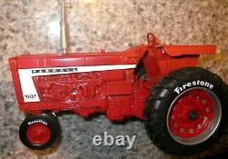 ERTL Firestone Farm Tires Series 1963 Farmall 706 Tractor # 3722 Of 5000 NOS NF