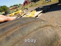 Farm Fried Implement 12.5 15L tire & rim 6 lug Tag #1994