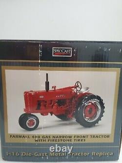 Farmall 400 NF W Firestone Tires 1/16 NIB