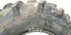 New Tire 11.00 22 Samson Blem Cross Lug 16 ply Tractor Retread Blemish Farm Ag