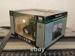 Oliver 1950 with Terre Tires 1/16 Diecast Farm Tractor Replica by Spec Cast