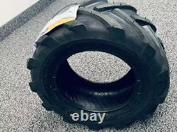 Set 2 NEW 23x10.50-12 8Ply Ditch Tiller Trencher AG Farm Tractor Lawn Tires
