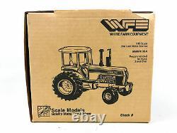White 185 Diecast Tractor DUALLY Dual Rear Tires 1/16 Scale Farm Toy 1st Ed NIB